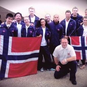 Knusende VM seier med stokker og kniver til Norge - thumbnail