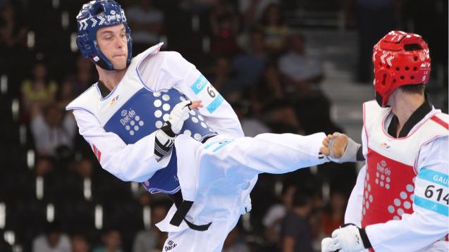Stang ut i bronsefinalen i taekwondo European Games - thumbnail