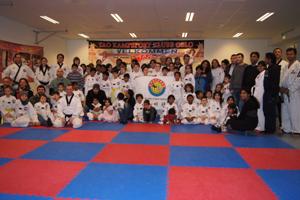 Tao kampsportklubb arrangerte et vellykket Hapkido og Taekwondo seminar - thumbnail