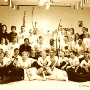 Capoeira Angola Oslo feirer 4 år! - thumbnail