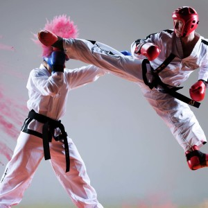 Snart klart for NM i ITF-Taekwon-Do - thumbnail