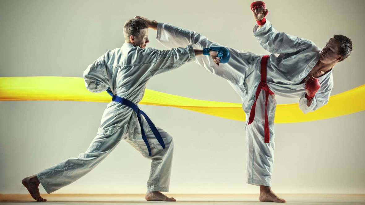 Regional karate-satsing: Optimale utviklingsmuligheter - thumbnail
