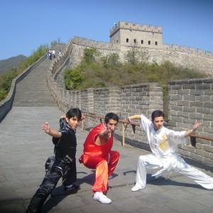 Trening og studier i Kina - thumbnail