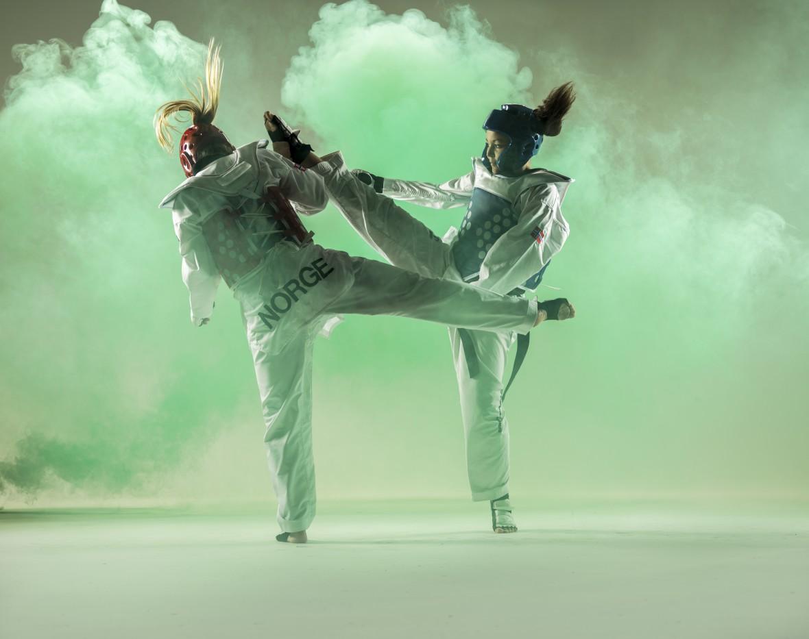 Søknadsprosess til bro-prosjektet i taekwondo - thumbnail
