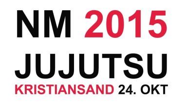 NM Jujutsu 2015 i Kristiansand lørdag 24. oktober - thumbnail