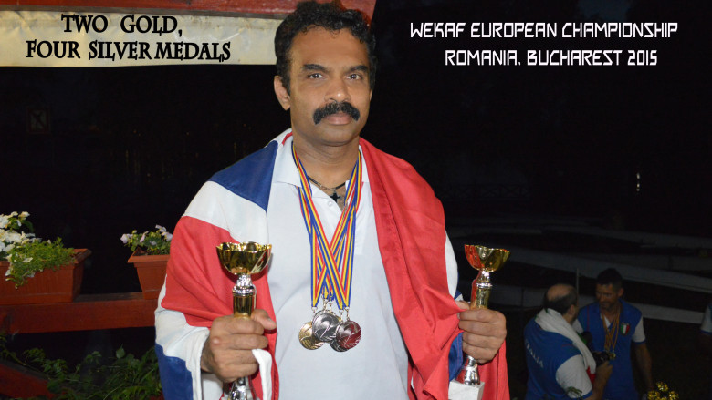 Medaljefest under EM - thumbnail