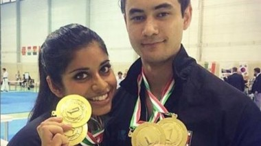 Tre gull til Norge i Ungarn - thumbnail