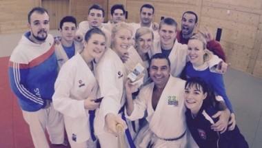 Norske karateutøvere til Østerrike - thumbnail