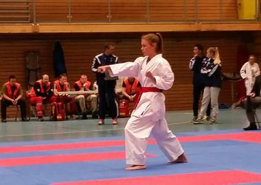 Resultater fra Regionalt karatestevnet på Steinkjer - thumbnail