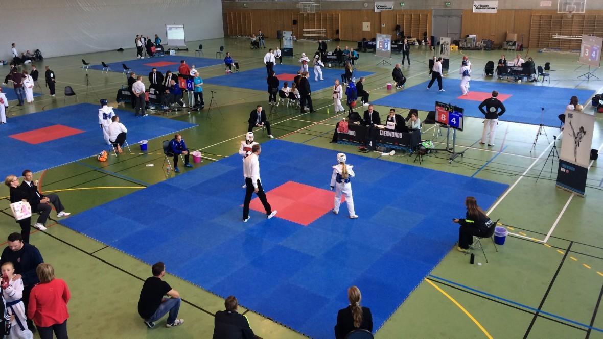Tar du utfordringen? Taekwondo søker fortsatt arrangørklubber - thumbnail