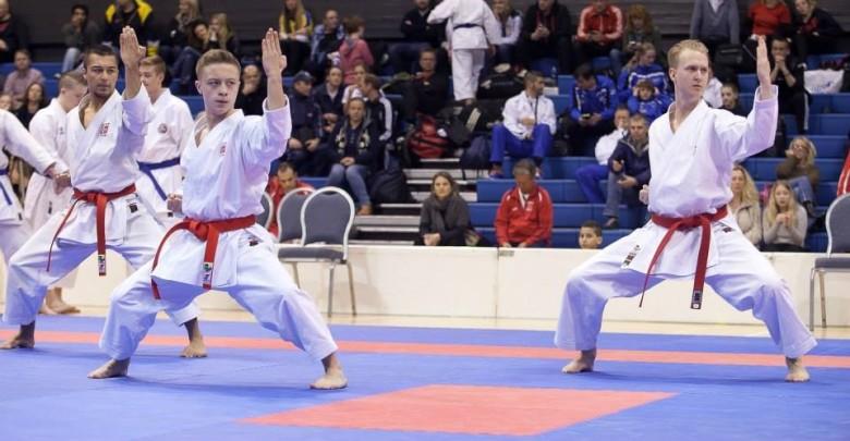 Invitasjon til Karate Østlandscup 2 i Halden - thumbnail