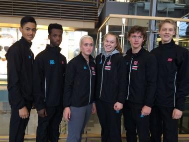 Seks nordmenn til junior-EM i Latvia - thumbnail