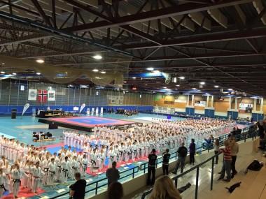 Utlysning av karatestevner - thumbnail
