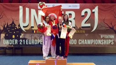 Endringer i uttak til junior VM og U21 EM i taekwondo - thumbnail