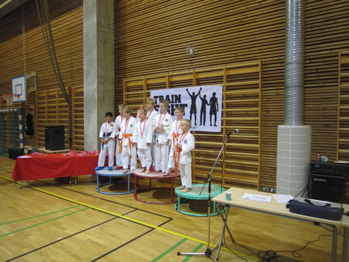 Resultater fra RS 2 – Regionalt Karatestevne i Mandal - thumbnail