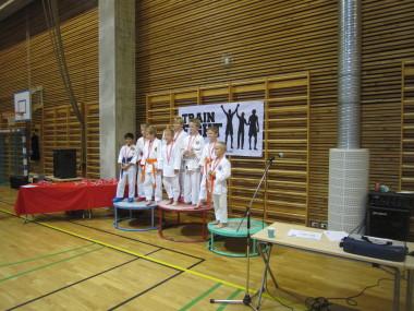Resultater fra RS 2 - Regionalt Karatestevne i Mandal - thumbnail