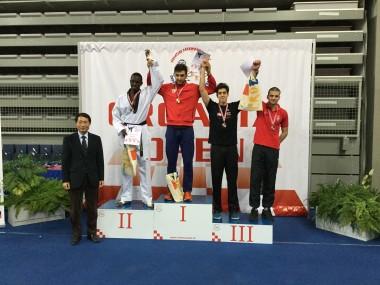 Taekwondo-bronse til Mohammed Elhatri - thumbnail