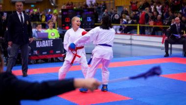 En måned til karate-NM i Bærum - thumbnail