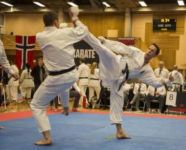 Karate Norgesmesterskap 2016 - thumbnail