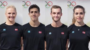 Norges lag til OL-kvalifiseringen i taekwondo - thumbnail