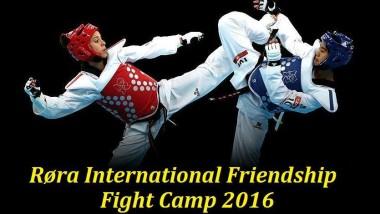 Røra International Friendship Fight Camp - thumbnail