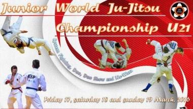 Vil du delta i VM eller EM for juniorer i Jujutsu 2016? - thumbnail