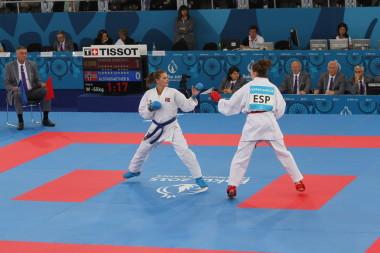 Norske karateutøvere til Paris - thumbnail