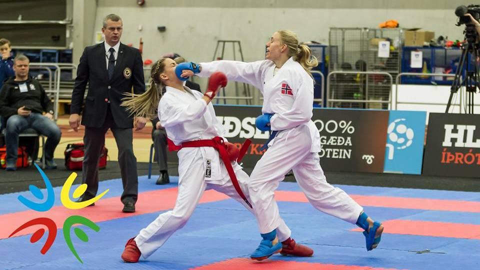 Resultater fra Karate Østlandscup 2 i Halden - thumbnail