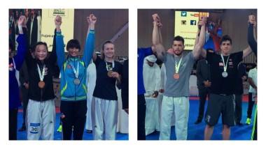 Nye norske taekwondo-medaljer - thumbnail