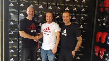 NKF har signert avtale med Adidasforhandler - thumbnail