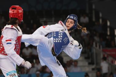 Taekwondo-Tina til OL - thumbnail