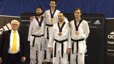 Ny taekwondo-medalje til Richard Ordemann - thumbnail