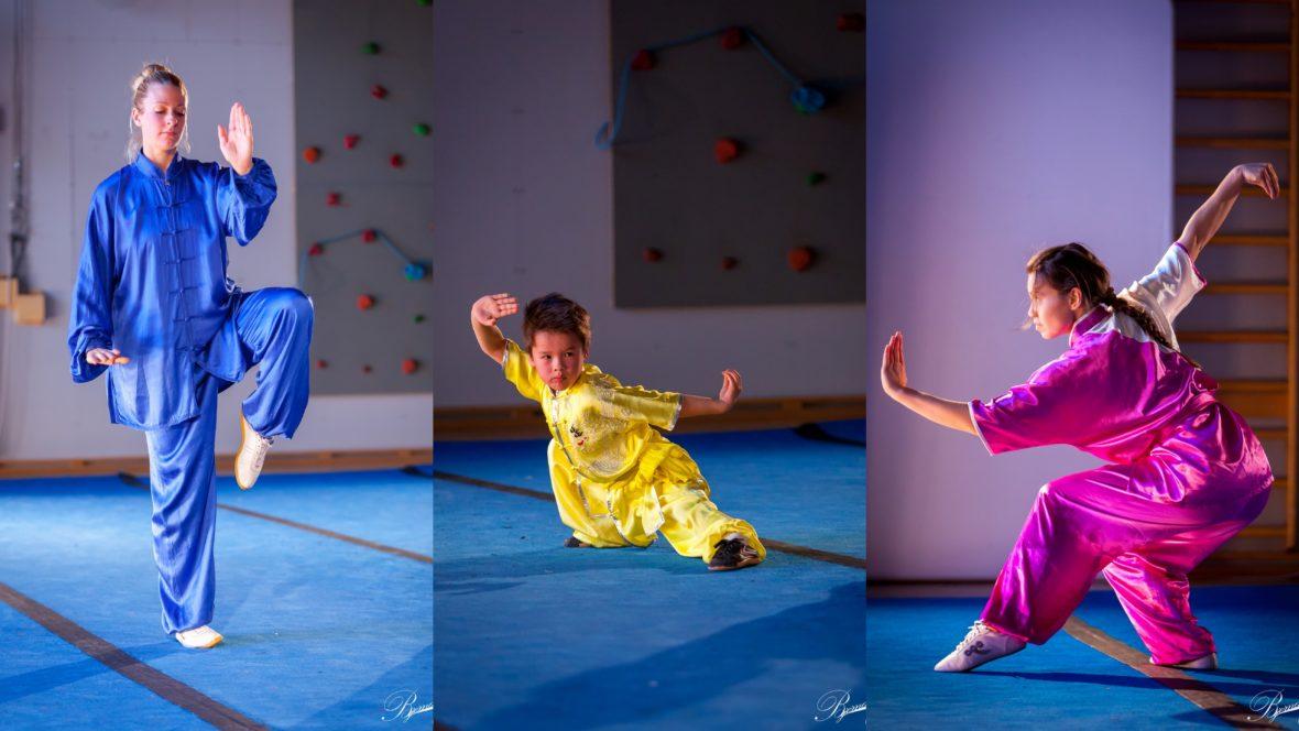 Workshop Wushu, Kung Fu og Taijiquan lørdag 4. juni - thumbnail