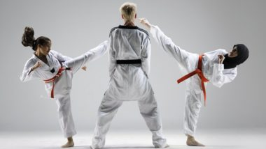 Workshop Taekwondo WTF - Rekruttering - thumbnail