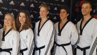 Klare for tidenes tøffeste Taekwondo-EM - thumbnail