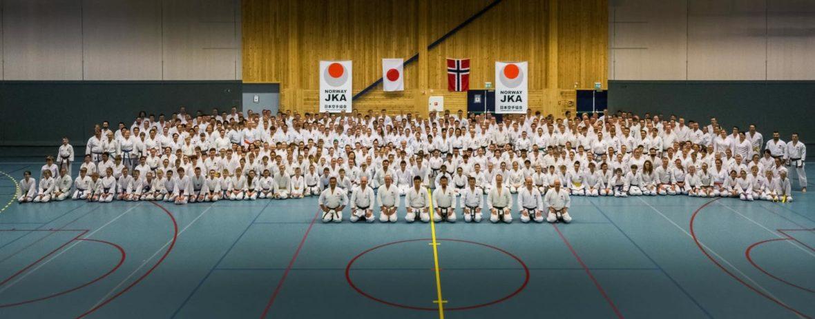 JKA Norway årlige sommerleir på Stord - thumbnail
