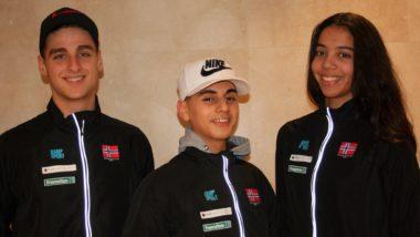 Tre nordmenn i junior-VM i taekwondo - thumbnail