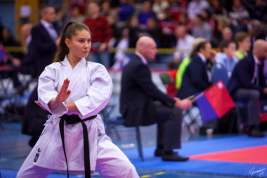 Se karate-NM live lørdag 16.mars - thumbnail