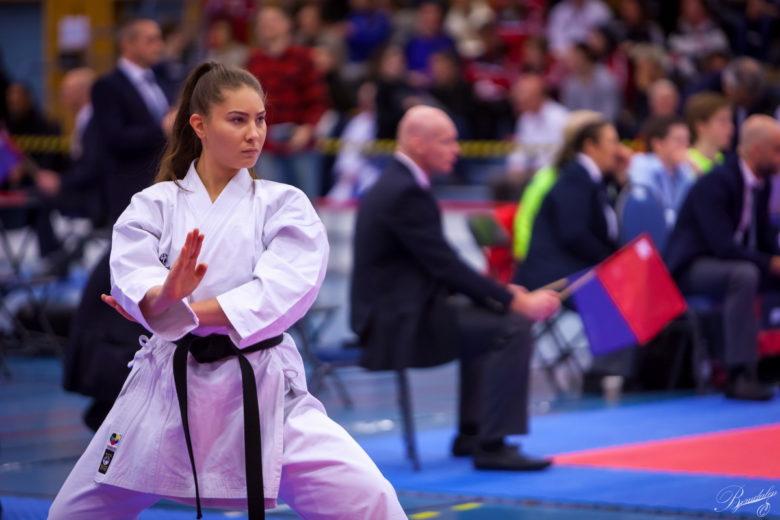 Gladnyhet til karate-Norge - thumbnail