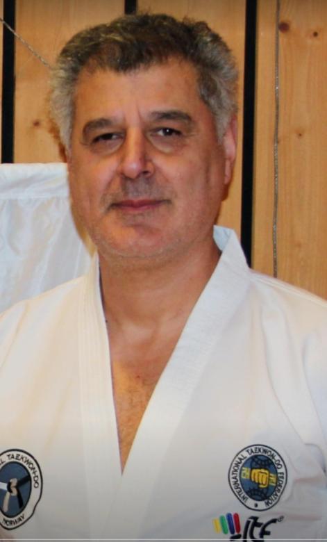 Antonis Hatzimarkos fra Orkdal Taekwon-do klubb er nominert som årets ildsjel.