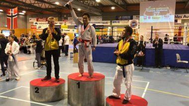 Norgesmesterskap jujutsu 2016 - thumbnail