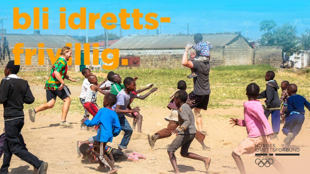 Bli idrettsfrivillig i Afrika - thumbnail