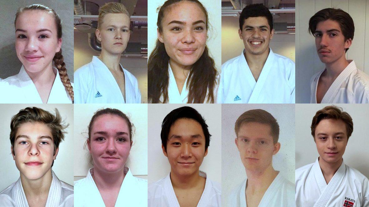 EM for kadett, junior og U21 WKF-karate - thumbnail