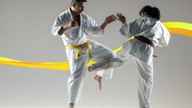 Styremøte i karateseksjonen: Vedtak om politiattest - thumbnail