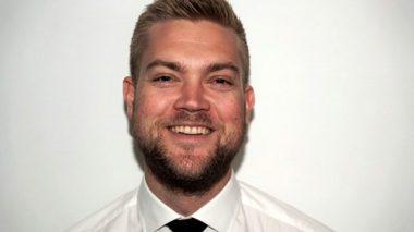 Vegard Henriksen er ansatt i stillingen som ny arrangementssjef - thumbnail