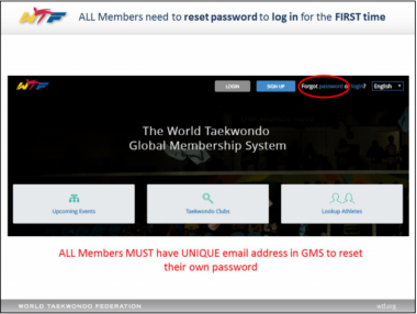 Nytt medlems- og påmeldingssystem i WTF - thumbnail
