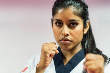 WT: Nina Bansal konkurrerer om VM-gull - thumbnail