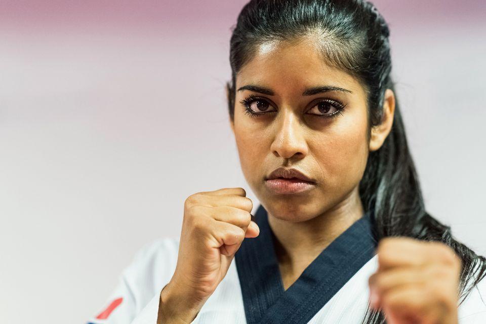 Taekwondo mønster: Nytt gull til Nina Bansal - thumbnail