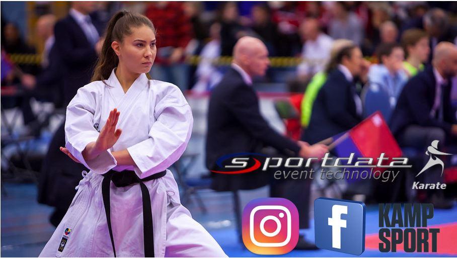 Slik følger du #karateNM 2017 - thumbnail