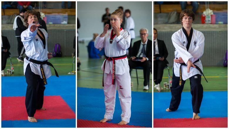 Etablering av rekrutteringslag taekwondo mønster - thumbnail